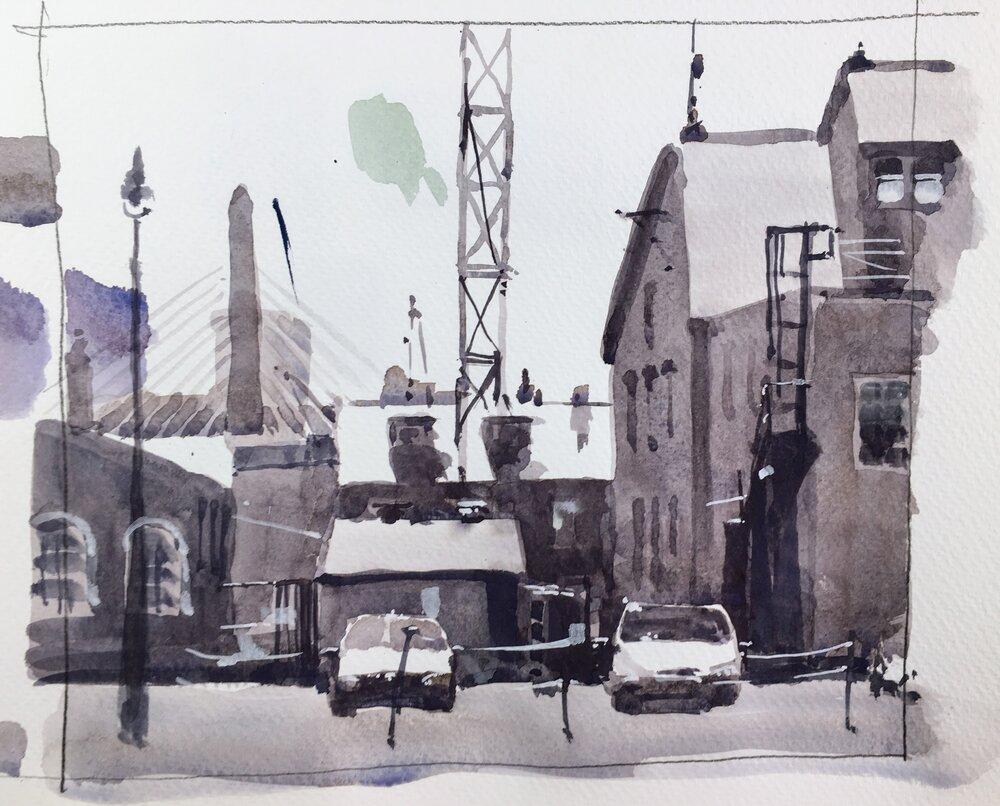 value_studies_watercolor_cityscape