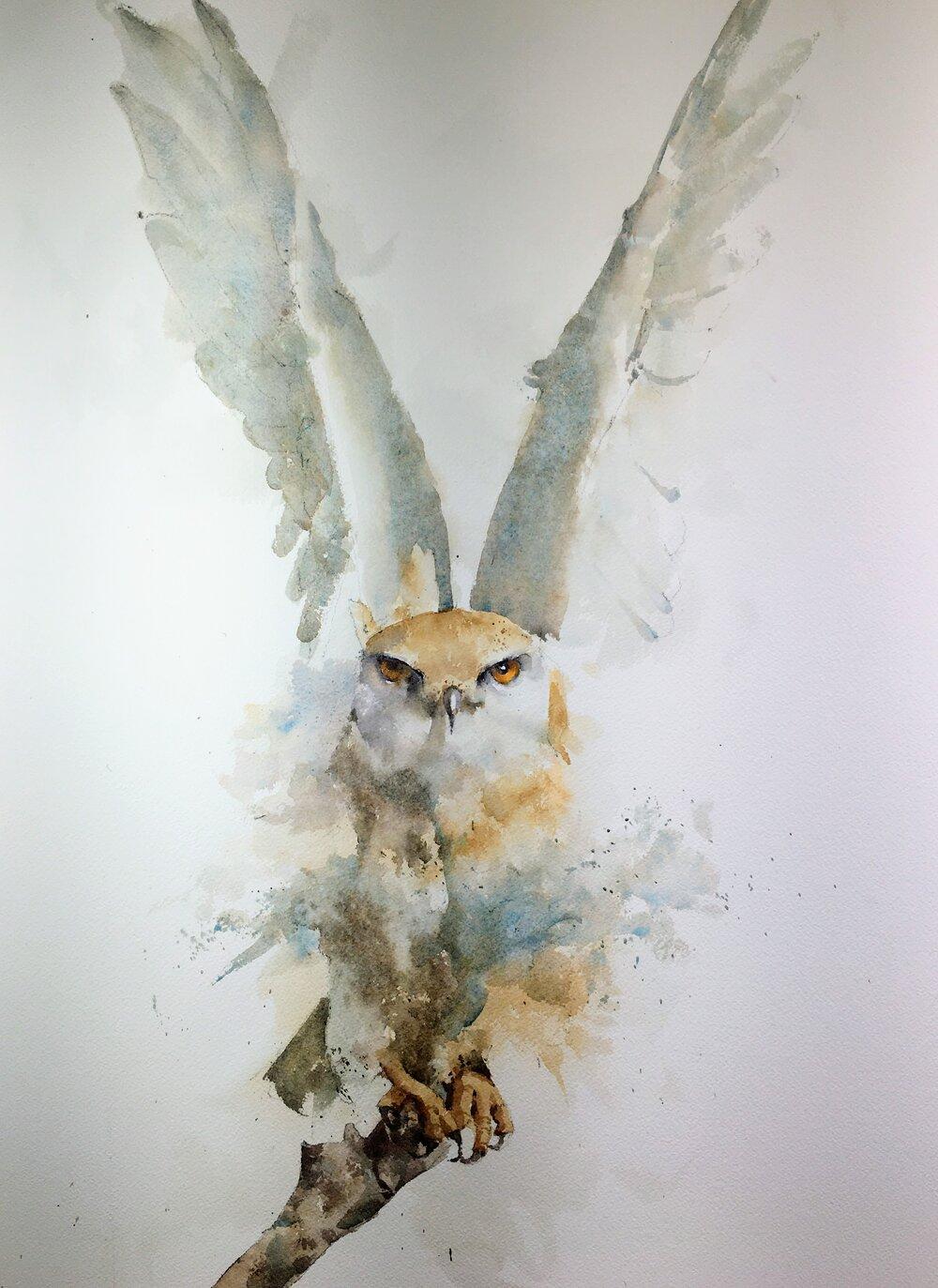 kite-watercolor-painting
