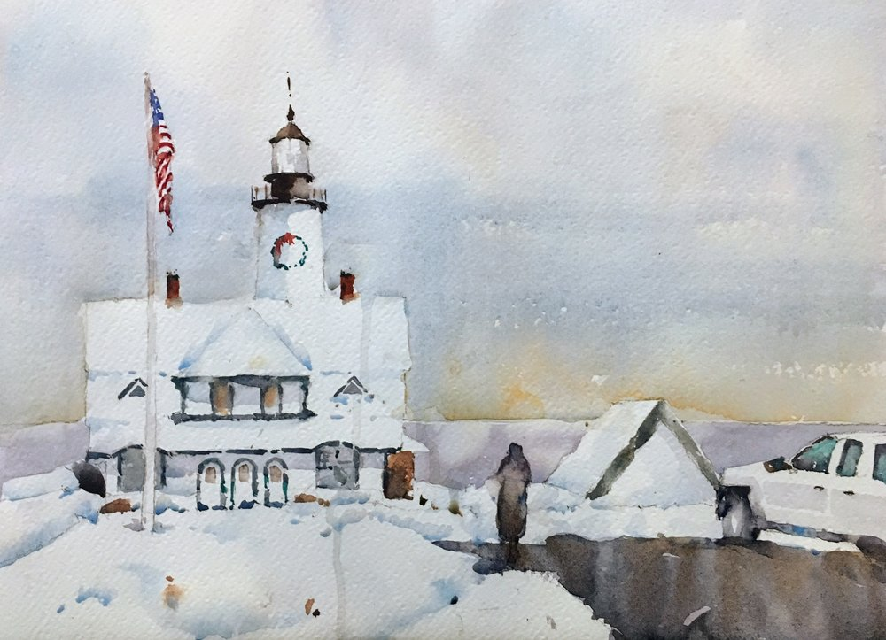portland-head-watercolor-painting