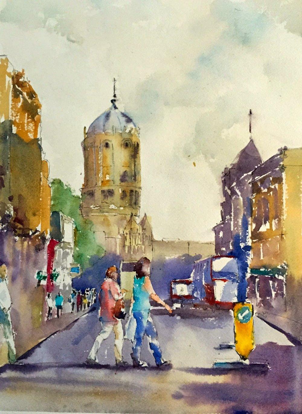 St Aldates, Oxford
