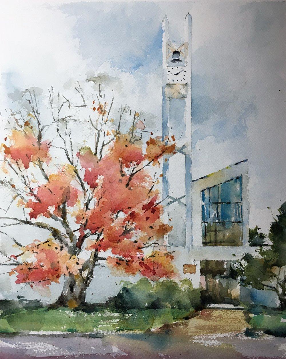 Unitarian Church, Arlington, MA