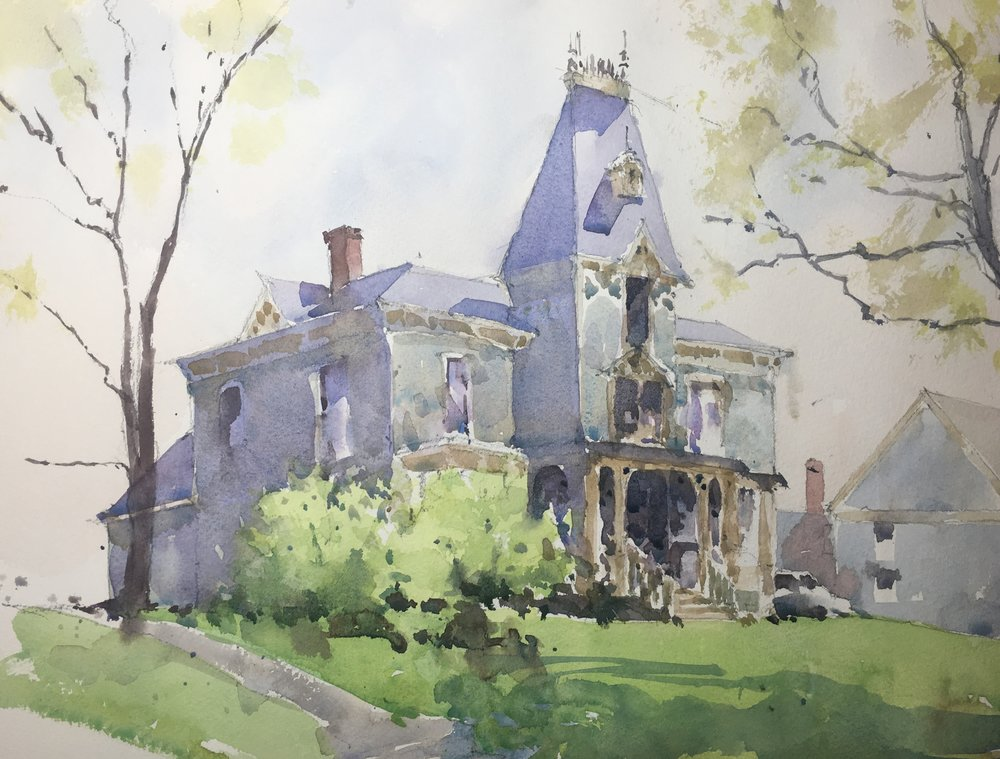 Victorian House, Hudson, MA