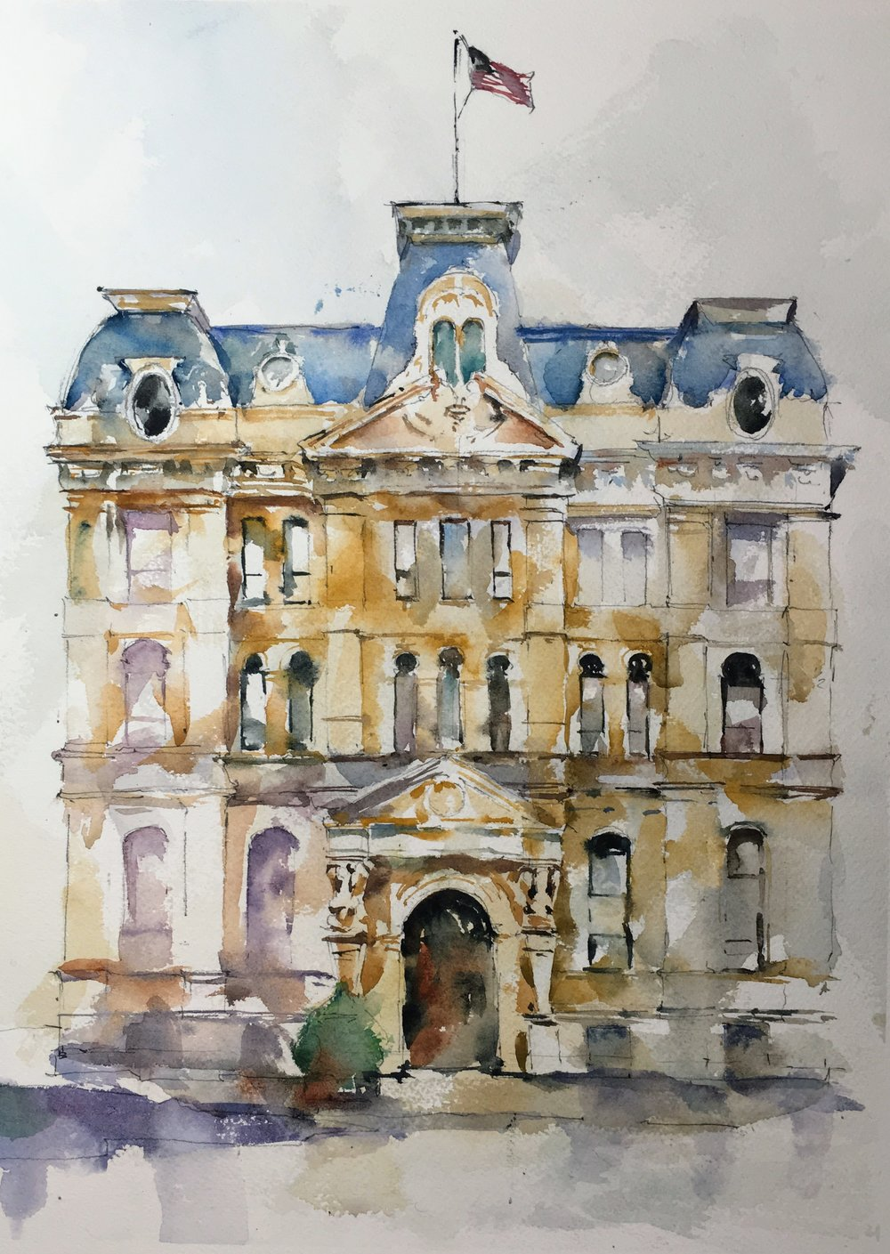 wayne_county_courthouse_watercolor_painting.JPG